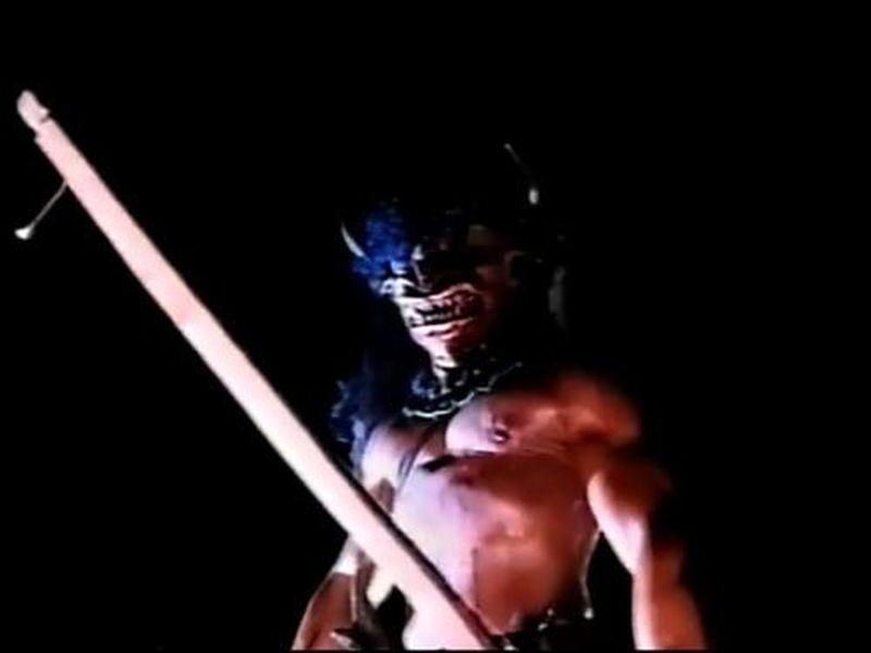 Image result for Demon Warrior (1988)